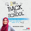 Back To School: Putting Your Trust in Allah image