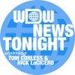 WDW News Tonight Live Studio Broadcast from Celebration, Florida (Thursday Nights) image