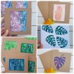 Adults' Linoprint Greeting Cards Workshop with Charlotte Adcock [Ref#472 #5155] image