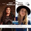 Biddy Ronelle & Emilia Quinn   Live at The Camden Chapel image