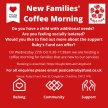 Wednesday - New Families SEND Coffee Morning 10am-11.30am image