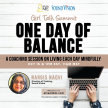 Girl Talk Summit: One Day of Balance image