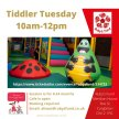 Tiddler Tuesday 10-12pm image