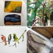 Multilayered Collagraph Weekend with Pam Hardman and Isabel Carmona [Ref#5194] image