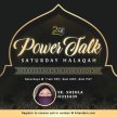 Power Talk Saturday Halaqa - Tafseer and Discussion image