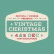 Festival of Vintage presents..... A Vintage Christmas image