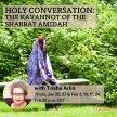 Holy Conversation: The Kavannot of the Shabbat Amidah image