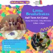 Little Brushstrokes: Half Term Art Camp image