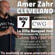 Amer Zahr in Cleveland image