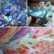 Acrylic Pouring Evening with Caroline Moore [Ref#464 #5141] image
