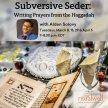 Subversive Seder: Writing Prayers from the Haggadah image