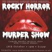 Rocky Horror Murder Show + 3 Course Dinner image
