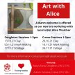Wednesday Art with Alice - Clay - Crewe image