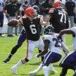 Browns vs Ravens $56.00 Round Trip Shuttle to Ravens Stadium image