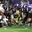Vikings vs Bears $56.00 Round Trip Shuttle from Naperville to Soldier Field image