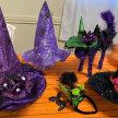 Witch Hat Make & Take Workshop - October 2, 2021 image
