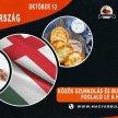 Anglia - Magyarország VB Selejtező - Közös meccsnézés és Buli image