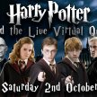 The Harry Potter Live Virtual Quiz image