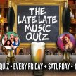 The Late Late Live Music Quiz (Friday Night Special) image