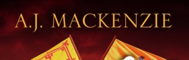 An evening with A.J. Mackenzie: A Clash of Lions
