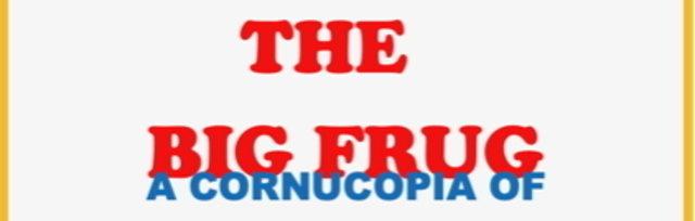 St Ives September Festival :   Arts Club :  'The Big Frug'