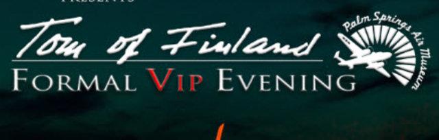 "Formal Dinner ""Tom of Finland Dinner"" at Palm Springs Air Museum"