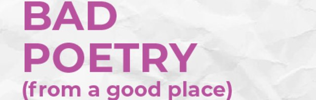 Bad Poetry Campaign