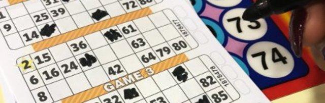 Virtual Bingo from AJK Radio week 2