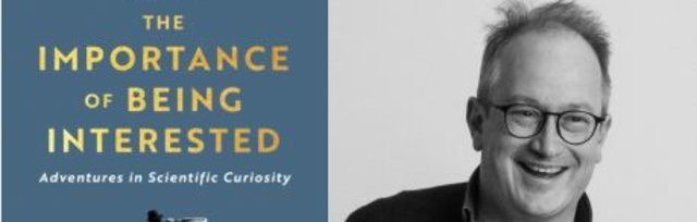 Robin Ince - The Importance of Being Interested