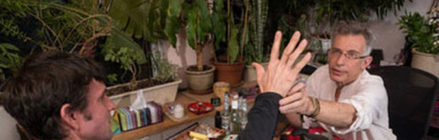 Shamanic Palm Reading - Foundation Course - Global Online Webinar with Itzhak Beery