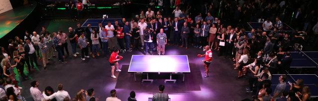 Smashed Charity Ping-Pong 2019