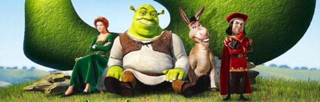 """Shrek - """"Cinema In The Woods"""" - Lime Lane"""