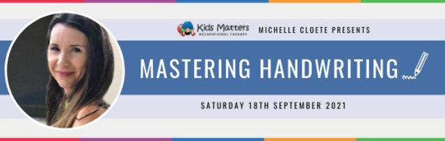 Mastering Handwriting