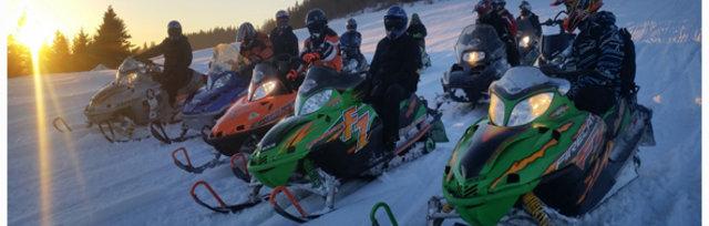 Europe's Best Snowmobiling -  EXPLORE TOUR