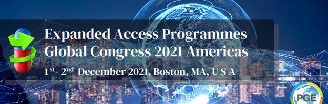 Expanded Access Programmes Global Congress 2021 Americas - Boston MA, USA