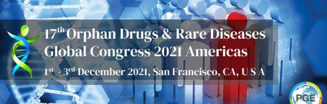 17th Orphan Drugs & Rare Diseases 2021 Americas - West Coast Congress