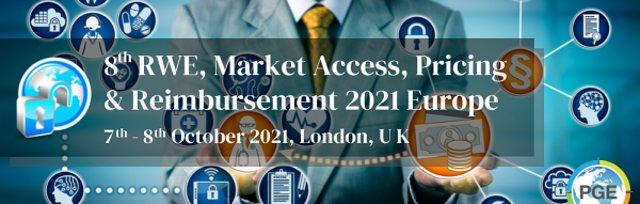 8th RWE, Market Access, Pricing & Reimbursement 2021 Europe - London, UK