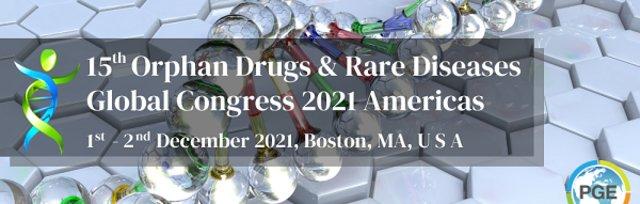 15th Orphan Drugs & Rare Diseases Global Congress 2021 Americas - East Coast