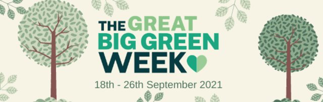 Frome's Great Big Green Week 2021