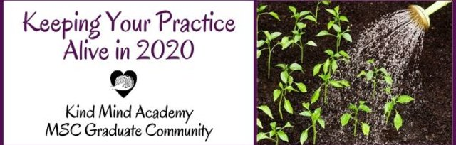 Keeping Your Practice Alive in 2020