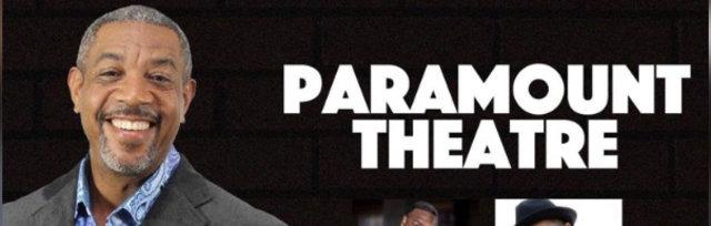 Paramount Theatre Comedy SHow