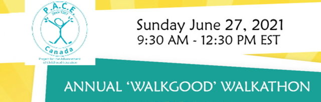 JCA/PACE Walk Good Walk-A-Thon