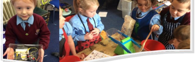 Virtual Teacher Visits - Continuous Provision in KS1