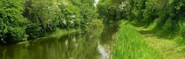 Guided walk of the Oakham Canal