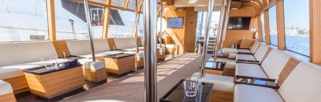Harbor Cruise On The Luxury Yacht Sirara