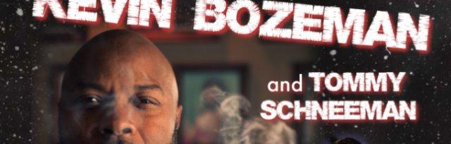 Comedy in the Cellar - Kevin Bozeman