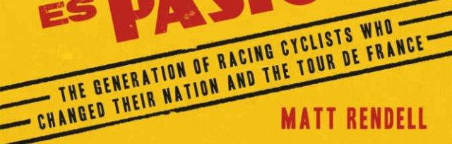 RECORDED STREAM: Matt Rendell: ITV Tour de France reporter talks Colombia, Marco Pantani and salsa on Zoom