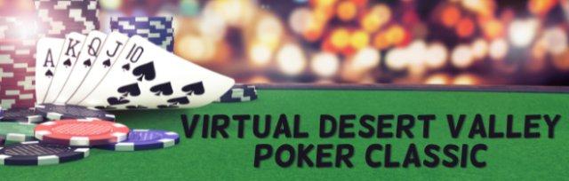 VIRTUAL Desert Valley Poker Classic