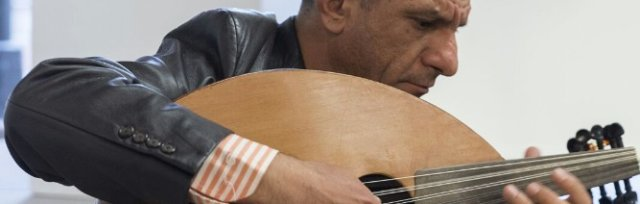 Oud Concert with Jawad Al Fatlawi