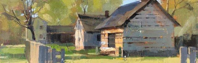 Studio Oil Landscape Painting Workshop
